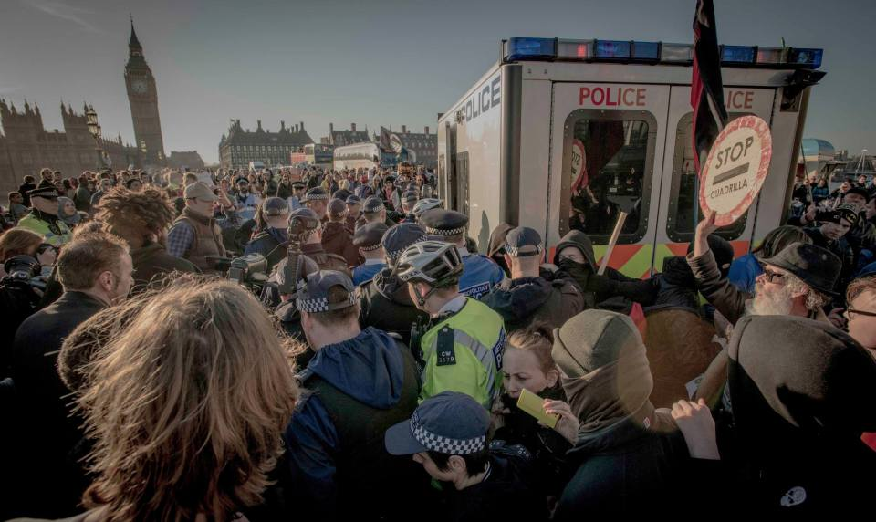 Occupy Democracy and Reclaim the Power-Shell Action March 7TH 2015